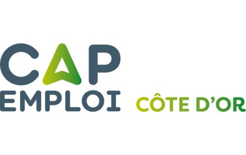Logo Cap emploi 21 Côte-d'Or, Dijon (Réseau Cap emploi)